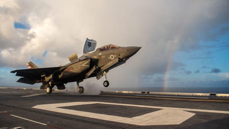 沈舟:英美聯合軍演 演習台海防衛戰術