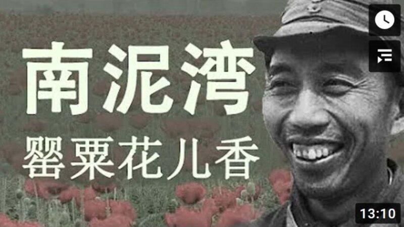 夜话中南海:没有罂粟和鸦片就没有共产党