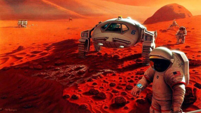 火星移民真的有必要嗎?