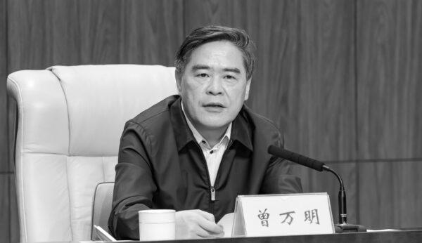 履新一个月 传湖南宣传部长在京离奇死亡