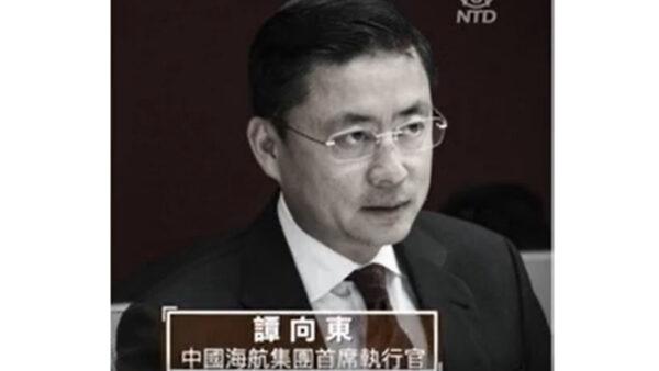 北京抓了美國公民?海航被捕CEO譚向東身分曝光