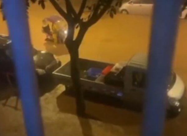 暴雨引发山泥倾泻 四川雅安十多名建筑工人失踪
