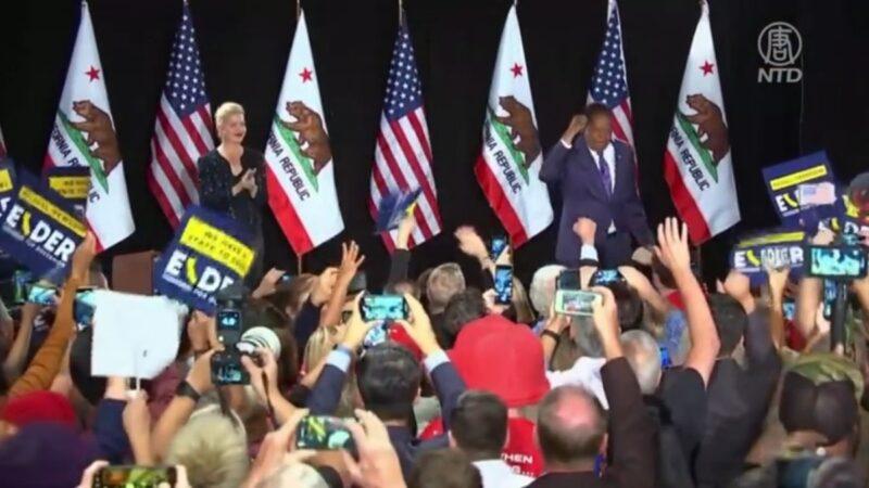 埃尔德承认败选 纽森或将续任加州州长