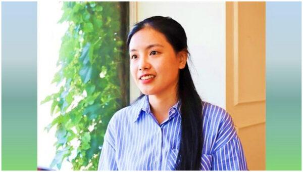 越南少女生命故事:半瘫痪的身体喜获重生