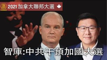 加拿大聯邦大選  智庫報告:中共干預加國2021年大選