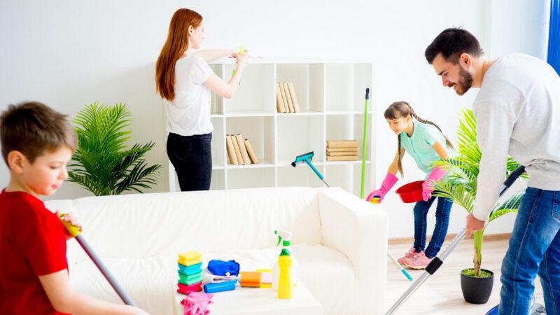 想打扫却提不起劲?7招让打扫有效率又有趣