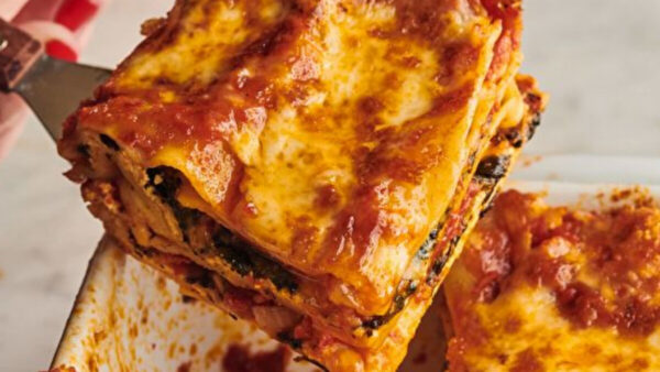 素食者最愛:一種超簡單的菠菜千層麵做法