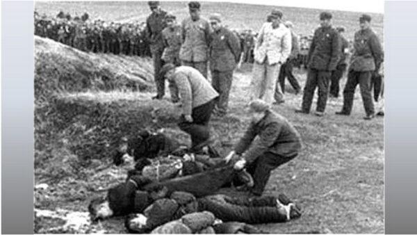 """文革中被公开杀害的第一""""反革命"""""""