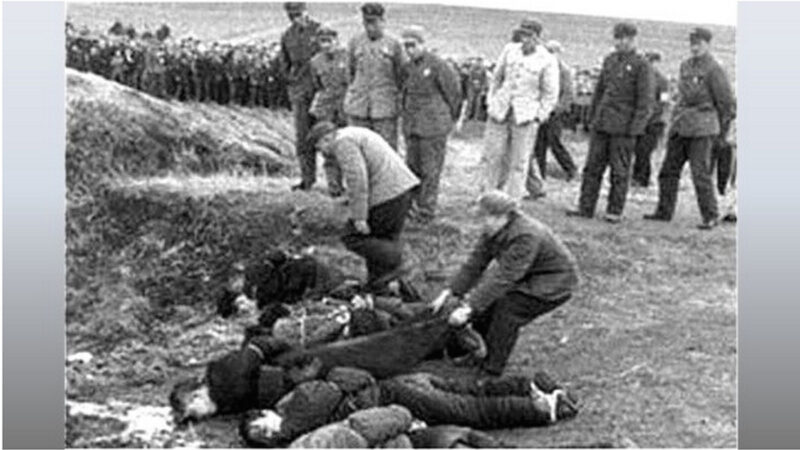 文革中被公開殺害的第一「反革命」