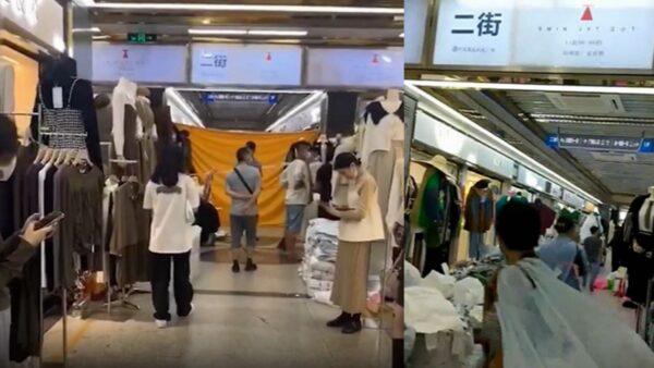 广州疫情逼死人 服装店年轻老板自杀视频热传