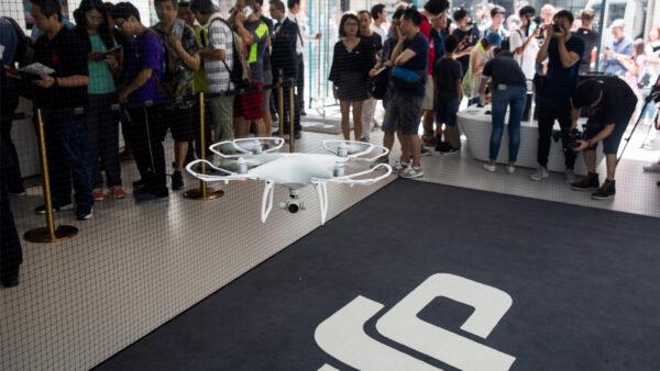 用於反無人機研究? 美政府採購中共無人機