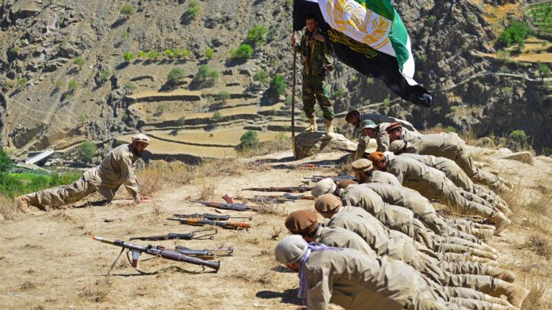 反抗軍持續抵抗 塔利班推遲組建新政府