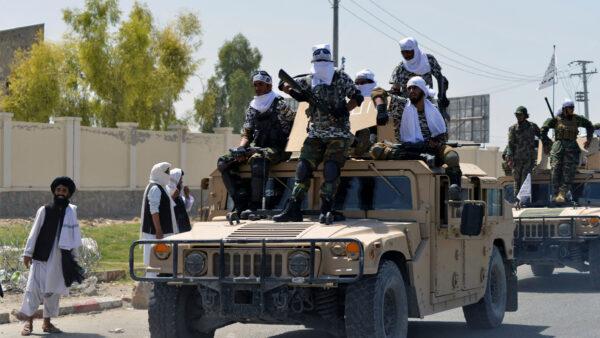 拜登確信中共將與塔利班達成約定