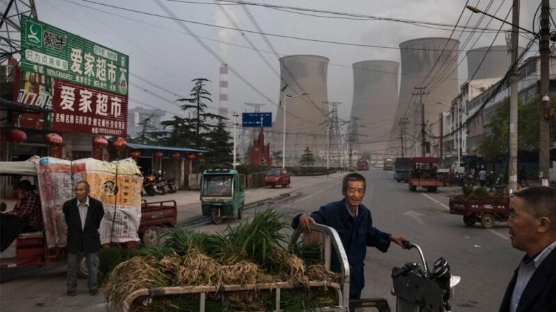 非政府組織發公開信 批中共資助海外燃煤電站