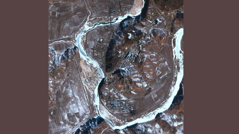 卫星图像显示 朝鲜正扩建核设施中的铀浓缩厂