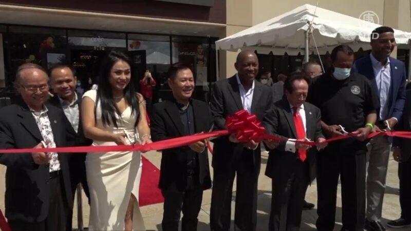 Daniel珠宝店中国城开张 每件首饰皆为自家设计