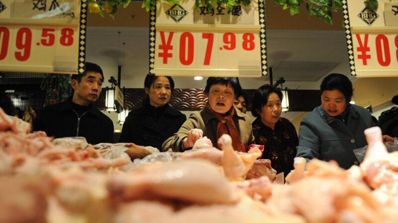 研究发现:99%美国超市鸡肉都有白纹