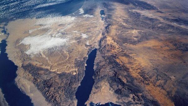 研究:3600年前宇宙爆炸摧毁了约旦河谷古城