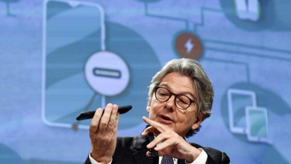 歐盟要求所有手機統一充電接口 蘋果反對