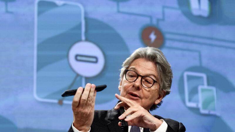 欧盟要求所有手机统一充电接口 苹果反对