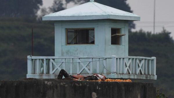 朝鮮軍方震駭 大批士兵疑似染疫而亡