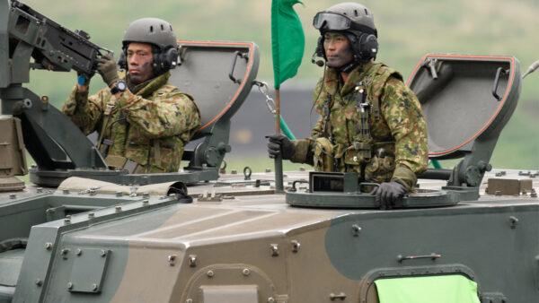 大手筆應對中共 日本擬500億美元國防預算提案