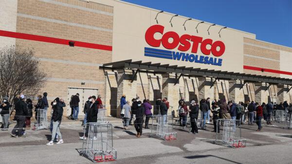 供應延遲 Costco限制顧客購買部分家用產品