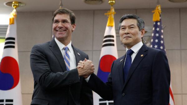 韓美會談重申朝鮮無核化 美承諾捍衛韓國