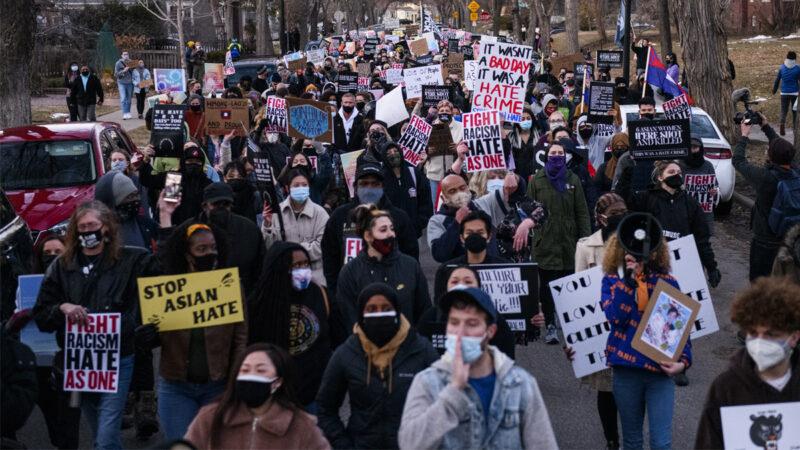专家:中共伪造网络账号 鼓动美国的反种族抗议