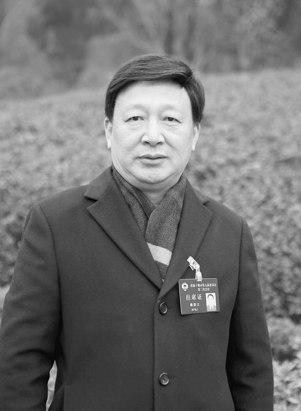 湖北省十堰市郧县政法委书记党永生。(网络图片)