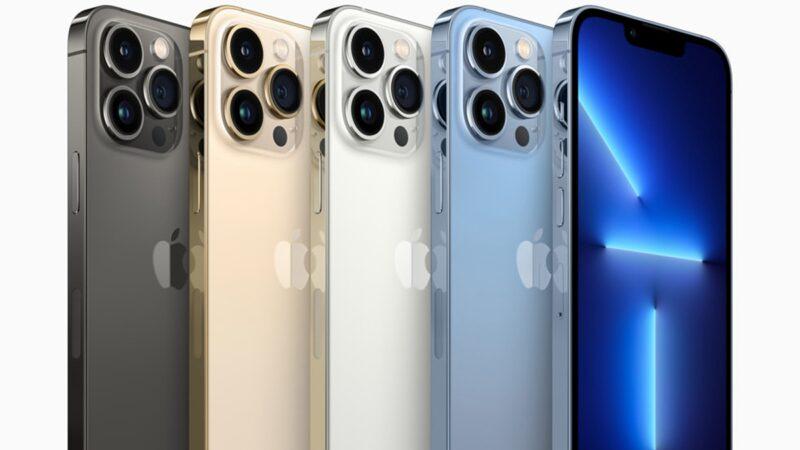 iPhone13在中國預售火爆 網購平台3分鐘搶空