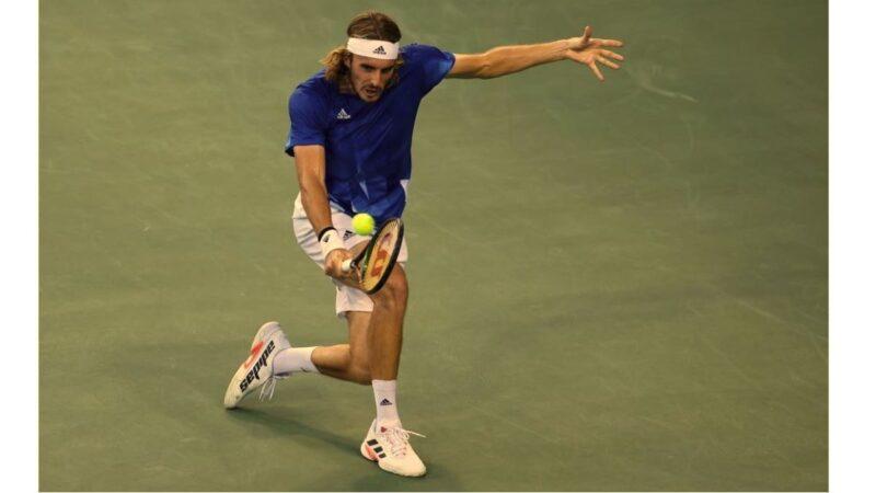 西西帕斯力退莫瑞 美網男單晉級