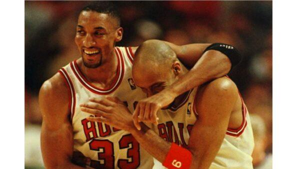 体育网ESPN公布NBA史上最强5球星