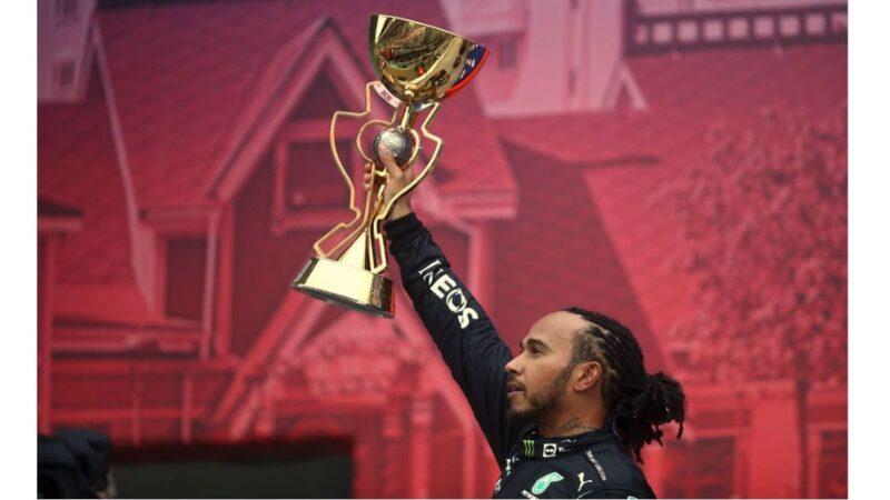 F1俄罗斯站:汉密尔顿夺得生涯第100个冠军