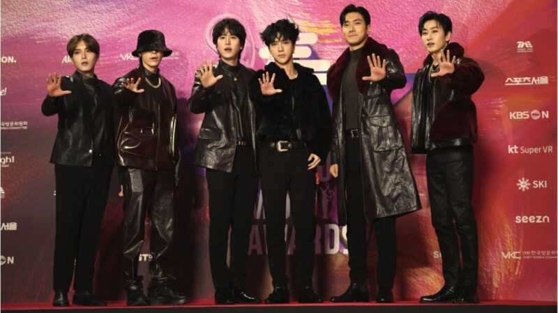 SJ蝉连KKBOX冠军200周 利特与艺声谢粉丝