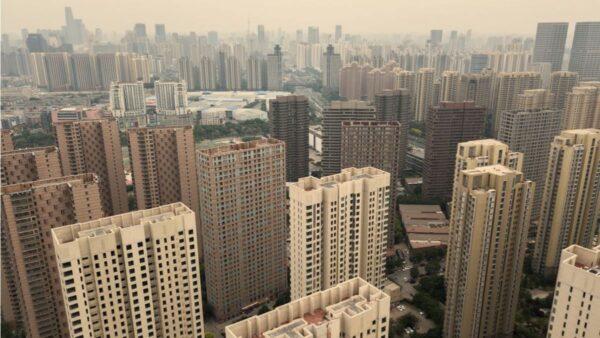 中国房价增速为8个月来最慢 专家谈背后原因