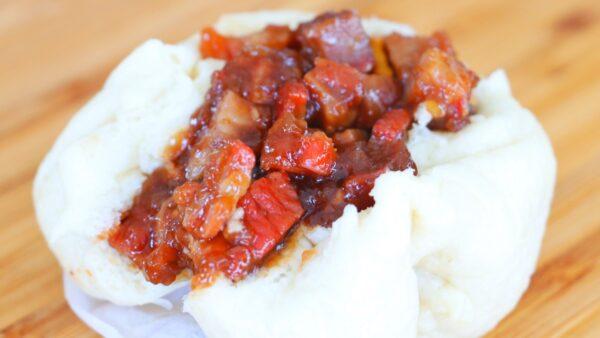 【美食天堂】叉烧包的家庭做法~简单快捷美味的方法