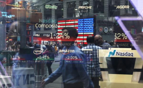 美中科技脱钩加剧  双方五年投资暴减96%