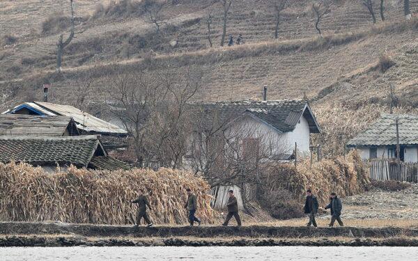 初秋下冰雹 朝鮮稻米恐大幅減收