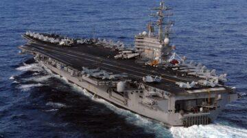 「里根號」回歸 西太平洋美軍雙航母坐鎮