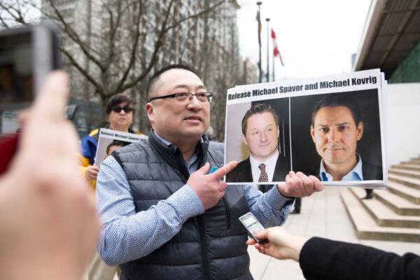 孟晚舟返回中國 兩加拿大人獲釋 特魯多講話