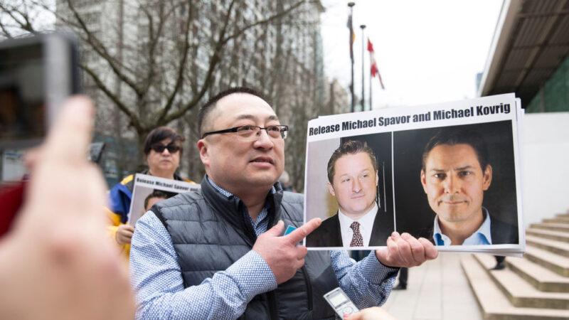 孟晚舟返回中国 两加拿大人获释 特鲁多讲话