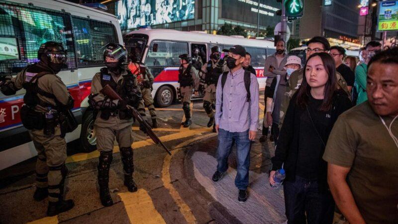 【名家專欄】從警察暴力執法到警察治港
