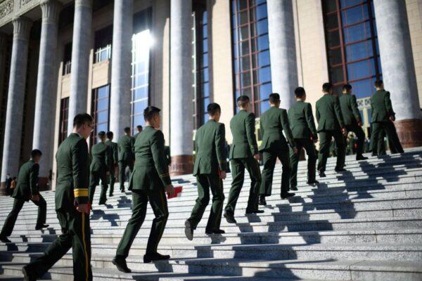 中共政法系統清洗升級 公安部下令肅清3人流毒