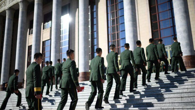 中共政法系统清洗升级 公安部下令肃清3人流毒