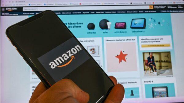 亞馬遜中國電商涉虛假評論 六百品牌三千帳號被封
