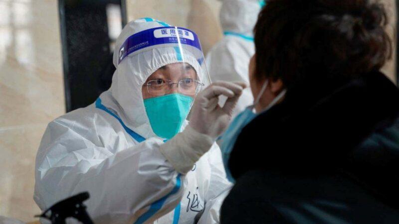 确诊者足迹遍及哈尔滨市区 中小学停课一周
