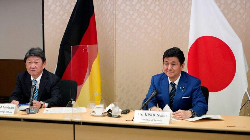 日本防衛省:疑似中共潛艇逼近日本領海