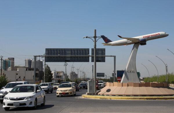 伊拉克北部机场遭无人机攻击 美领馆附近警铃大作