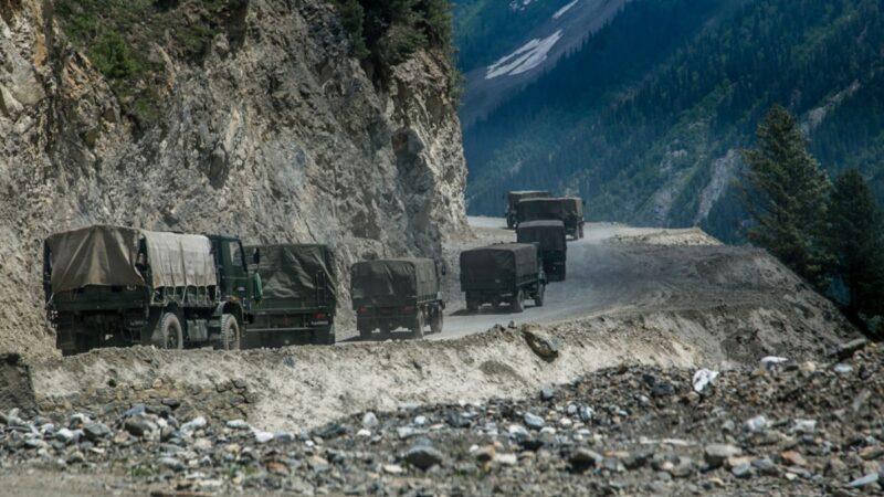 印媒:百余中共士兵越境 毁坏桥梁设施后撤离